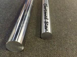 chromed-bar