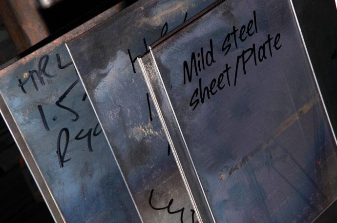 Mild Steel Metal Sheets Plates Birmingham Coventry
