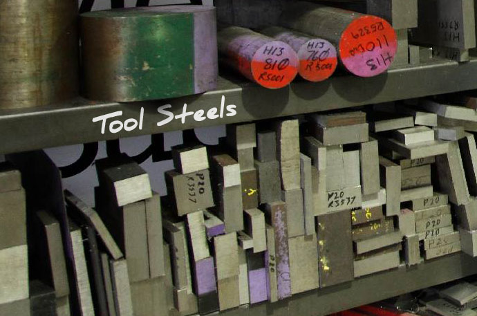 Tool Steel Suppliers, Metal Bars, Edging | Redditch, West Midlands UK